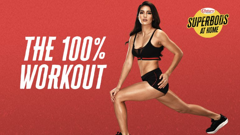 The 100% Workout