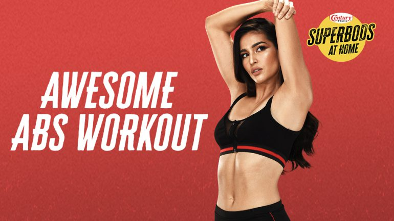 Awesome Abs Workout